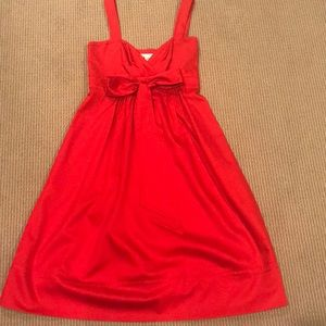 🔴 DIANE VON FURSTENBERG RED DRESS